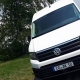 VW Crafter Abholung
