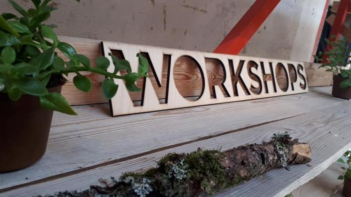 Lederworkshop - Coburger Designtage 2019